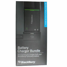 PACK ENSEMBLE DE CHARGEUR DE BATTERIE ORIGINAL NEUF J-M1 BLACKBERRY BOLD 9930