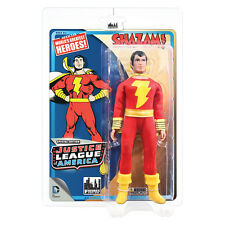 DC Comics Justice League Mego Style Action Figures Series 1: Shazam by FTC
