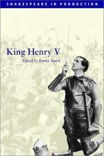 King Henry V (shakespeare In Production): By William Shakespeare