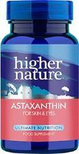 Higher Nature Astaxanthin for Skin & Eyes capsules (30)