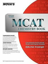 The MCAT Chemistry Book by Ajikumar Aryangat (2012, Paperback)