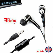 Genuine Samsung Ehs44 Handsfree Headset For Samsung Galaxy S5 MIni,Note 4,3,2 Bk