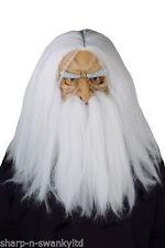 Masques et loups gris pour déguisements et costumes