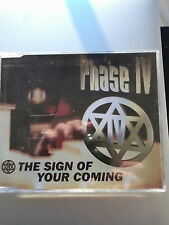 PHASE IV - The Sign Of Your Coming Maxi CD