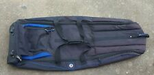 Gb wheeled padded golf bag carrier/protector great cond.