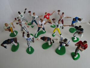 Kenner Starting Lineup SLU NFL Football Jersey Action Figure Open Loose Lot (15)