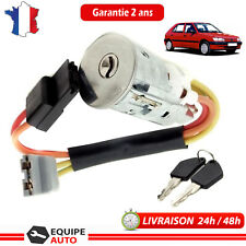 Neiman antivol de direction Peugeot 306 phase 1 (4 fils / 2 broches)