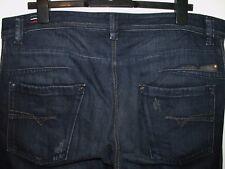 DIESEL Darron Regular Slim Tapered Fit Jeans Blue Eyecons 0809 V W36 L30 (4524)