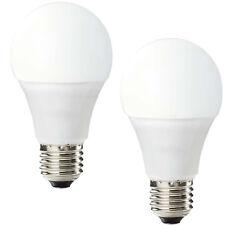2x WiFi Colour Change LED Light Bulb –9W E27 Warm Cool White–SMART Dimmable Lamp