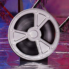 Hollywood Movie Film Reel Standee  CARDBOARD CUTOUT Movie Theme