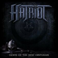 Hatriot -  Dawn of the New Centurion (Ltd.Digipak)  + Bonus Track Neu