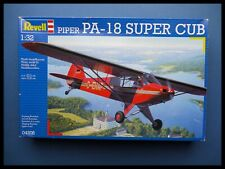 RARE REVELL Piper PA-18 Super Cub 1:32 Model Kit Sealed Bags