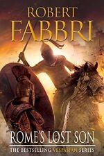 Rome's Lost Son (Vespasian),Robert Fabbri- 9780857899699
