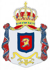 Prinz/Prinzessin Adelstitel Wappen Urkunde Lord