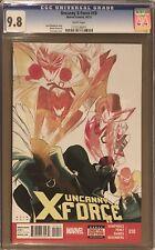 Uncanny X-Force 10 CGC 9.8