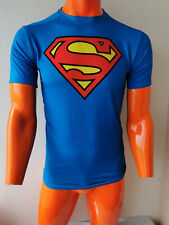 Under Armour Mens Compression Gym Running Top T- Shirt Size XL