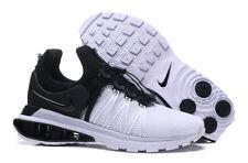 NIKE SHOX GRAVITY MEN'S RUNNING SHOES AR1999 101 WHITE/BLACK NEW $150 SIZE 10