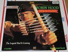 Robin Hood Men In Tights widescreen Laserdisc LD Commentary Mel Brooks