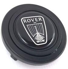 Rover logo steering wheel horn push button. Fits Momo Sparco OMP Nardi Raid etc