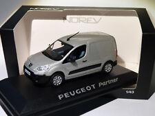 Voiture Peugeot Partner Fourgon 1/43 eme NOREV