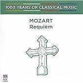 Mozart - Requiem: 1000 Years Of Classical Music Vol. 25, Cantillation, Orchestra