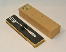 Oneida Community LADY HAMILTON Pickle Olive Fork with Original Presentation Box