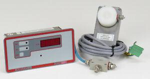 ARELCO ZOA 300 Oxygen Analyzer / Sauerstoff Analysegerät