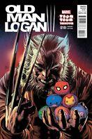 "Old Man Logan #10 MARVEL COMICS  ""TSUM TSUM"" Takeover Variant Cover"