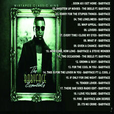 BABYFACE COLLECTION Greatest Hits Edition Mixtape CD
