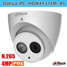 Dahua IPC-HDW4431EM-AS 4MP POE Built-in Mic IR Eyeball Network CCTV Dome Camera