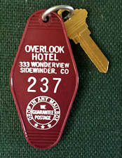 SALE!!! The Shining/Overlook Hotel Room/ Keyring/Keychain #237 Jack Nicholson