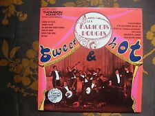 LP LES HARICOTS ROUGES -  Sweet Hot   Ducretet Thomson ‎– 2C 054 10027    France