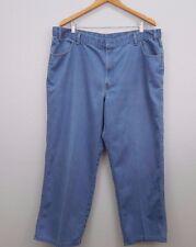Towncraft Women's Clasp Zip Wash Regular Straight Jeans Pants Sz 44-29