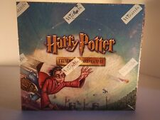 Harry Potter WOTC TCG Quidditch Cup 36 Booster Box Trading Card Game NEW SEALED