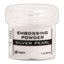 Ranger 'EMBOSSING POWDER' x1 34ml Jar (Choose from 22) Non-Toxic Acid Free