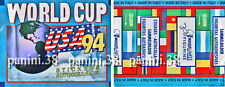 "RARE !! Pochette ""WORLD CUP USA 94"" packet, tüte, bustina PANINI EUROFLASH"