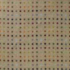 100% Wool Abraham Moon Upholstery Fabric - Multispot. 7 Colours! RRP £49.95 p/m!