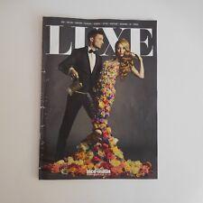 Revue mensuelle magazine Luxe n°9 Groupe Nice-Matin Mai 2018 XXIe PN Nice France