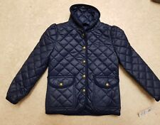 New POLO RALPH LAUREN Girls Jacket Size 5 Quilted Shawl Barn