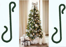 XMAS Hook Party Garden Decorations Hang Ornaments For Christmas Tree Gifts 10PCS