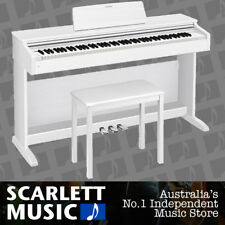 Casio AP-270 White Digital Piano - w/ Piano Stool ** AP-260 / AP260 Update **
