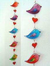 Birds Contemporary Windchimes