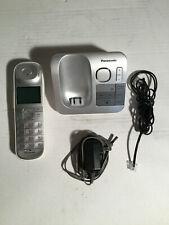 Panasonic 6.0 Cordless Telephone Answering Machine System KX-TGL430