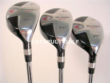 NEW MENS HYBRIDS IRON SET 3 4 5 UTILITY GOLF CLUBS 695