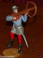 Merten Norman Knights Late Elastolin-Plastic 4 cm Figure Germany Z7-1 T2260023