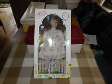 """Sweet Memories Young Friends Collection Porcelain Doll 17"""""""