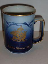 Bing & Grondahl Denmark Santa Maria Mug, 1978, Numbered