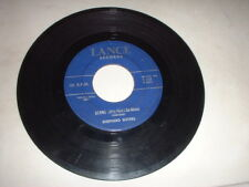 Oldies 45RPM - Shepherd Sisters - Alone (Why Must I Be Alone)
