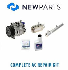 Mercedes W203 C240 AC A/C Reapir Kit with OEM Compressor & Clutch NEW