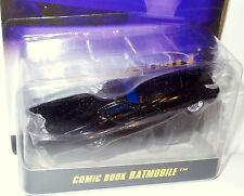 FUMETTO BATMAN versione: BATMOBILE pressofuso modello da HOT WHEELS nel 2007